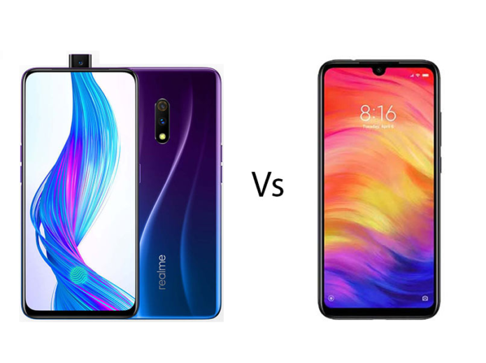 Realme X vs Redmi Note 7 Pro: What's the difference in specifications, features?
