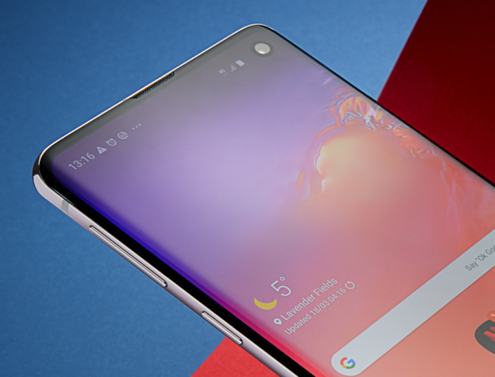 The Galaxy S10 is once again Android's top dog – but not for the right reasons