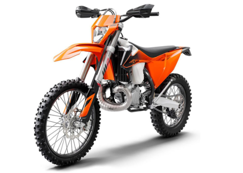 2020 KTM XC-W TPI Lineup First Look (19 Fast Facts)