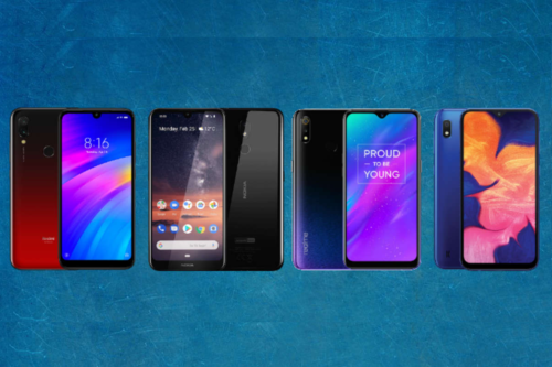 Redmi 7 vs Nokia 3.2 vs Realme 3 vs Galaxy A10: Specifications and price comparison
