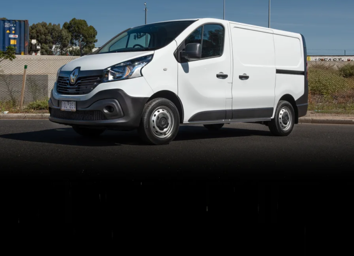 2019 Renault Trafic Trader Life review