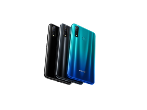 Vivo Z5x now official