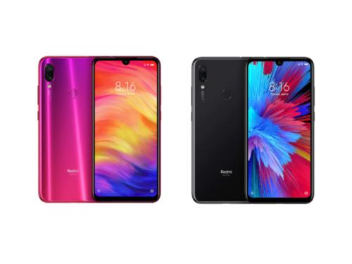 Xiaomi Redmi Note 7 Pro vs Xiaomi Redmi Note 7 Comparison