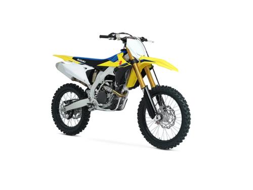 Suzuki Announces Returning 2020 Off-Road Motorcycles