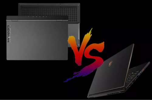 Lenovo Legion Y740 vs MSI GS65 Stealth – does the extra thickness help?