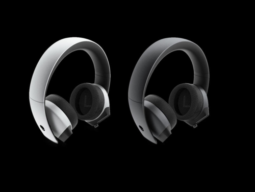 Alienware 7.1 Gaming Headset (AW 510H), Alienware Stereo Gaming Headset (AW 310H) announced