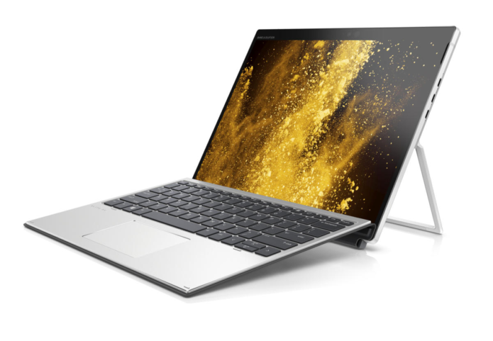 HP's Elite x2 G4 and EliteBook x360 1040 G6 dazzle with 1,000-nit displays and 24-hour battery