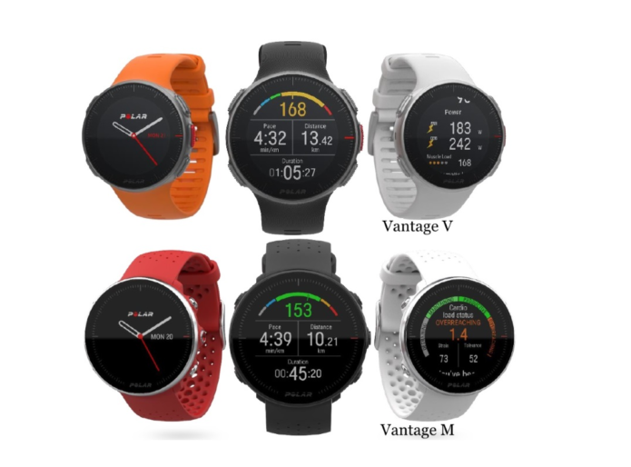 Polar Vantage V and M owners can now pump training data into Final Surge