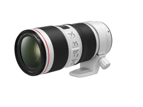 Canon EF 70-200mm F4L IS II USM Review