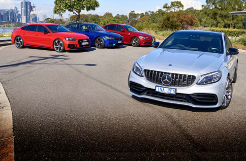 2019 European performance sedan comparison – Rational versus emotional: Alfa Romeo Giulia Q v Audi RS5 Sportback v BMW M3 Pure v Mercedes-AMG C63 S