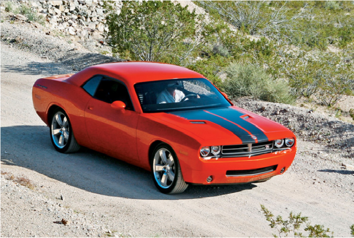 Dodge Challenger: Car of the Future