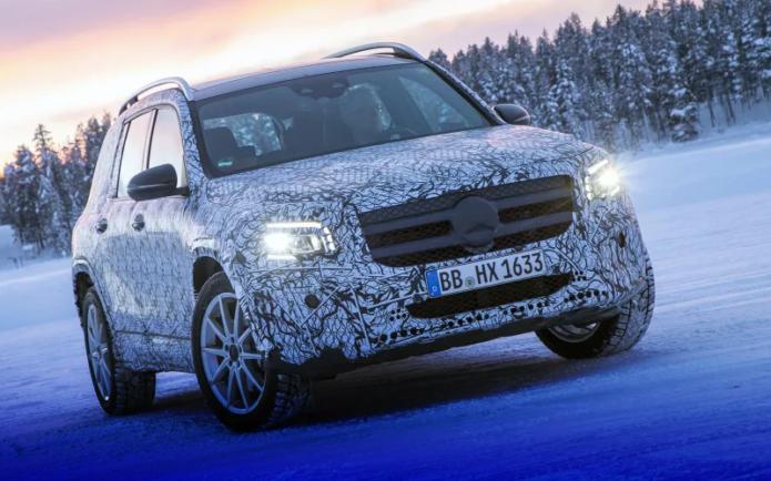 2020 Mercedes-Benz GLB review: Ride-along