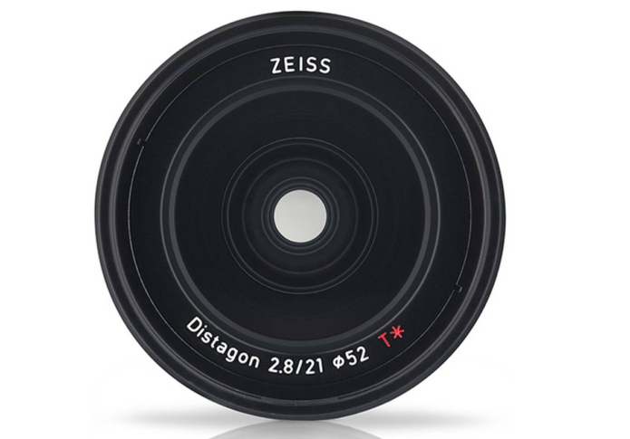 Zeiss Ventum 21mm f/2.8 Lens Announced