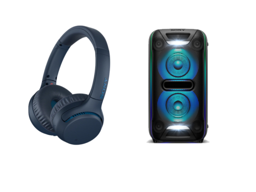 Sony launches EXTRA BASS WH-XB700 headphones, GTK-XB72 speakers