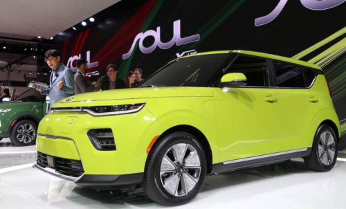 There's bad 2020 Kia Soul EV news