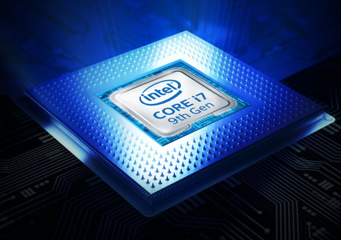 Intel Core i7-9750H laptop processor benchmarks, vs i7-8750H and i7-7700HQ