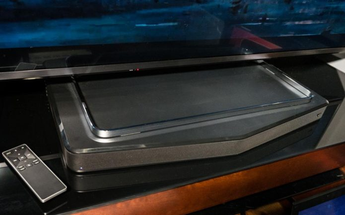 Vizio SS2521-C6 Review: Under TV Sound Stand