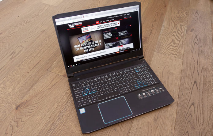 Acer Predator Helios 300 review (15-inch PH315-52 2019 model – RTX 2060)