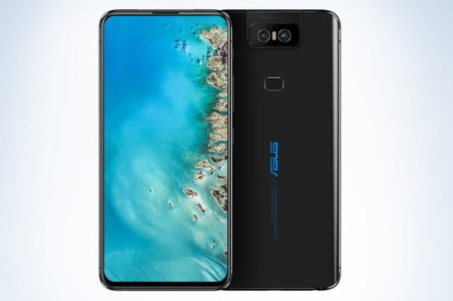 The Asus Zenfone 6 goes its own way with flip-over camera and 5,000mAh battery