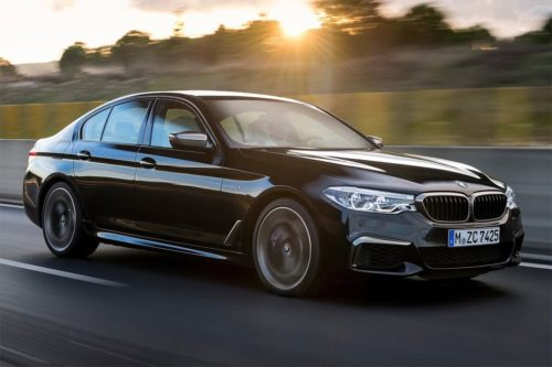 BMW M550i coming to Oz