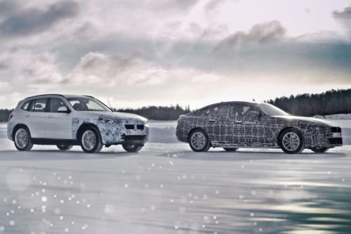 BMW EVs here from 2021