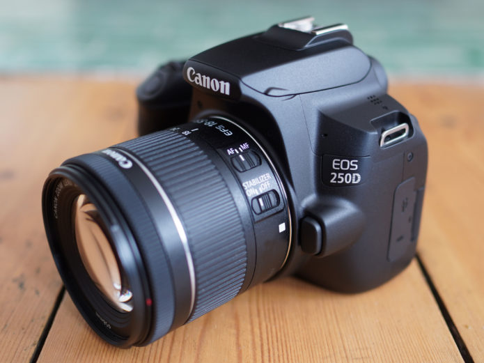 Canon EOS 250D Review