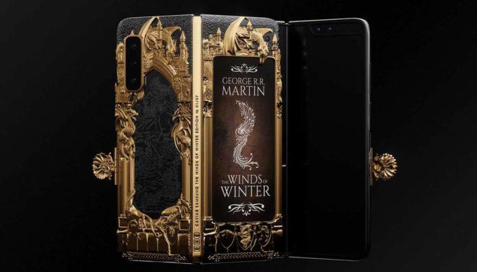 Samsung Galaxy Fold Game of Thrones edition: Isn't that odd?