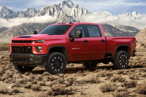 GM confirms EV pick-up