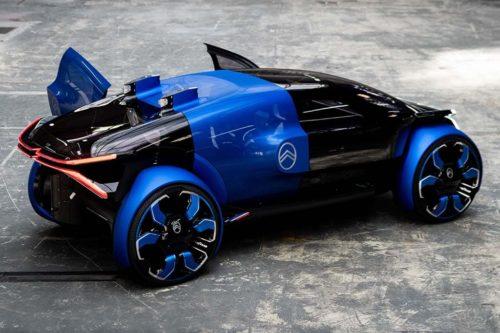 Citroen 19_19 concept revealed