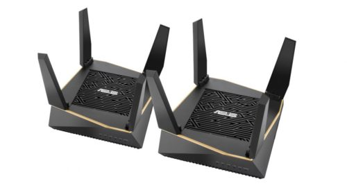 Asus AiMesh AX6100 router is the fastest you can get thanks to Wi-Fi 6