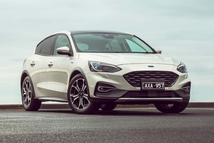 Ford Focus Active wagon could join hatch