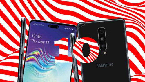Galaxy Note 10 features leaked: Air Mouse, 4096, ToF