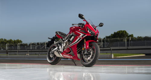 2019 Honda CBR650R Review – First Ride