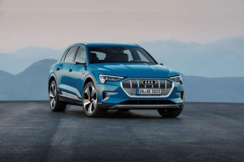 2019 Audi E-Tron U.S. spec first drive review