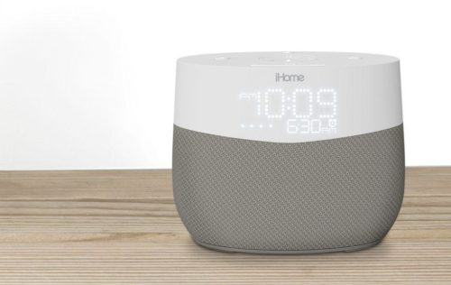 iHome iGV1 review: Google Assistant at your bedside
