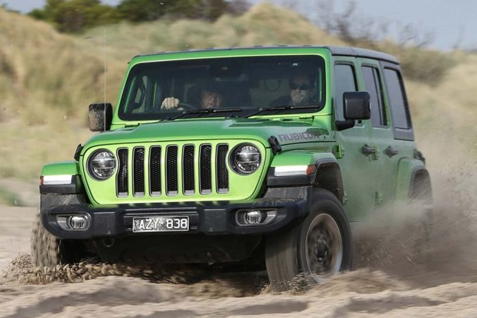 2019 Jeep Wrangler JL Review – Australia