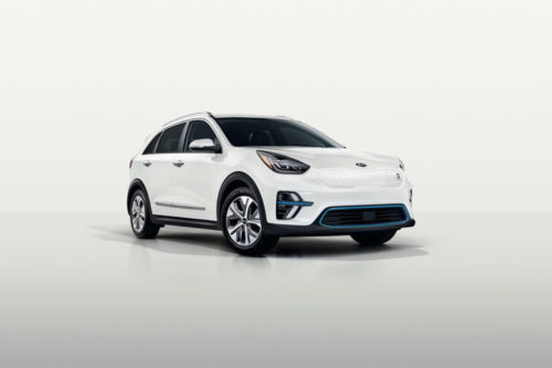 2019 Kia Niro EV electric car offers 239 miles of range for $39,495