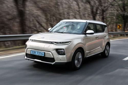 2020 Kia Soul EV Review – International