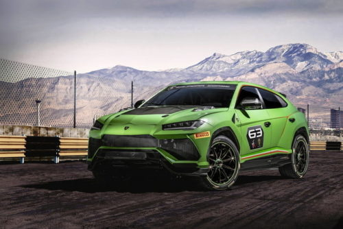 Lamborghini's ST-X will likely spawn a super-Urus with the soul of a race car