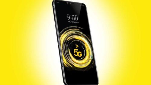 Sprint dates its first 5G devices: LG V50 ThinQ, HTC 5G Hub