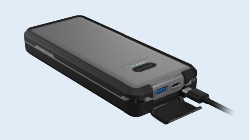 Lifeproof LIFEACTÍV Power Pack 10 Qi review: Wireless charging on the go