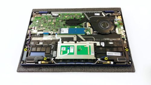 Inside ASUS ZenBook Flip 13 UX362 – disassembly and upgrade options