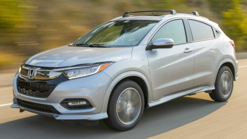 2019 Honda HR-V Touring review