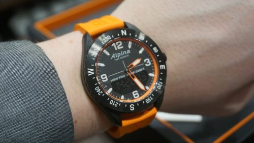 Alpina AlpinerX review