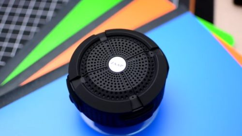 Zaap Aqua Bluetooth speaker review