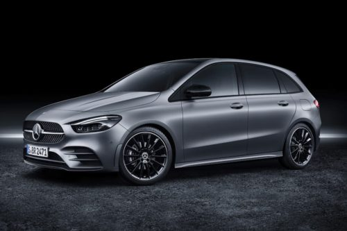 New Mercedes-Benz B-Class pricing revealed