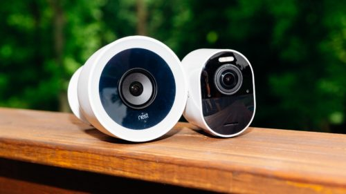 Security camera showdown: Nest Cam IQ Outdoor vs. Arlo Ultra