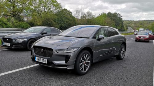 Jaguar I-PACE: pushed to Lands End and back again, all with an app