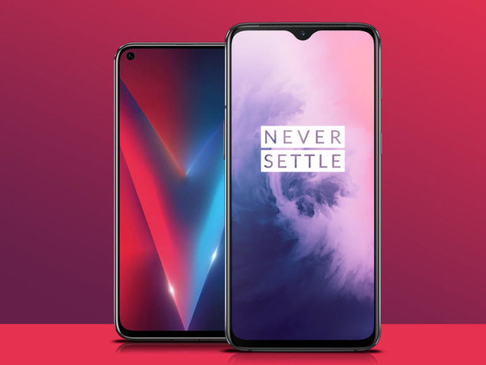 OnePlus 7 vs Honor View 20: The weigh-in