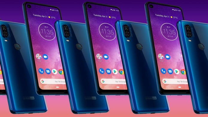 Motorola One Vision release confirms Android R